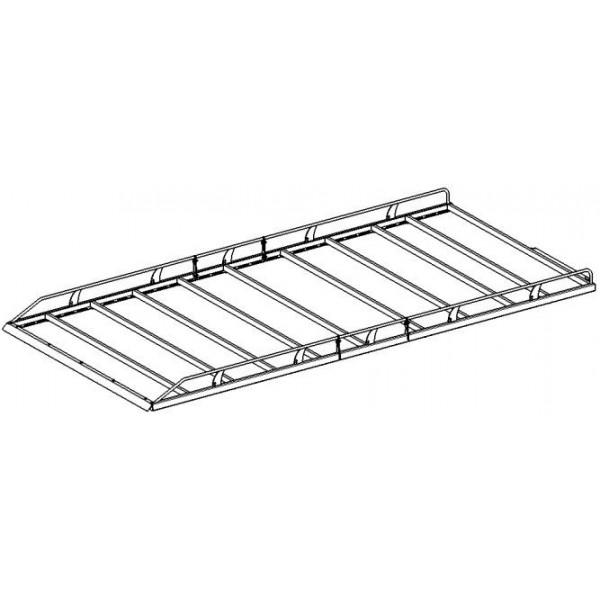 Galerie modulaire galva iveco daily l2h1 - Porte acier galvanise ...