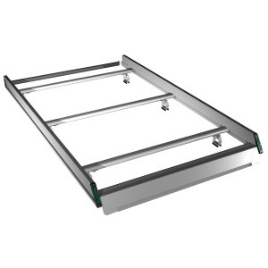 Galerie Ford Connect L1H1 - Portes Battantes - Aluminium